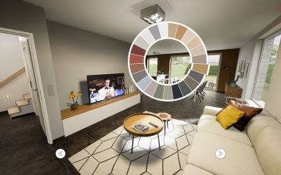 Nanopixel's Bosteon: Creating your Dream House before it's Even Built