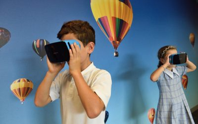 How to Create Award Winning VR & AR Experiences for Children
