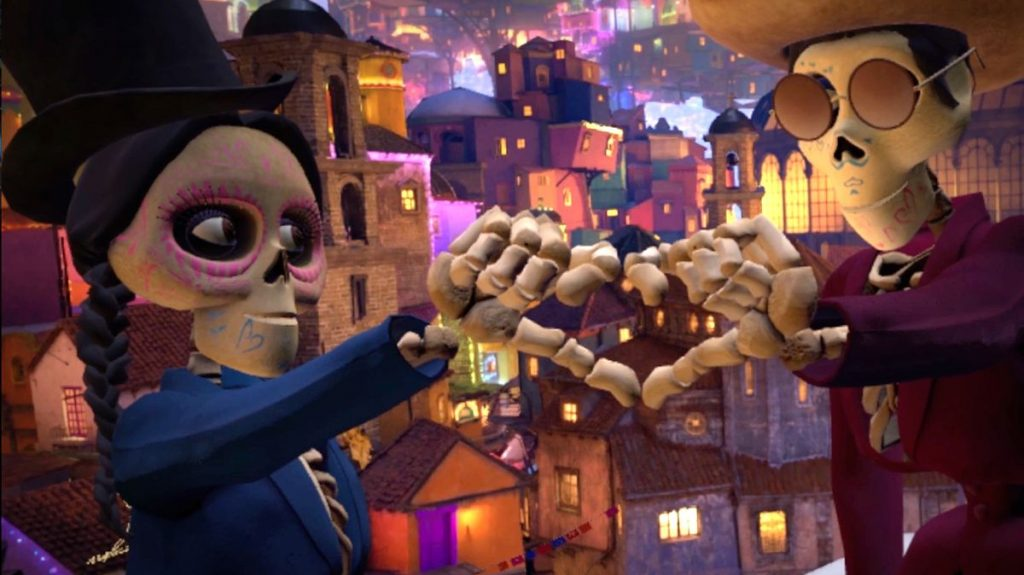 The Making of Coco VR