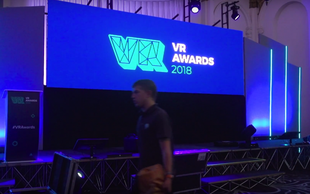 The Making of the VR Awards 2018 – On GreenSpark