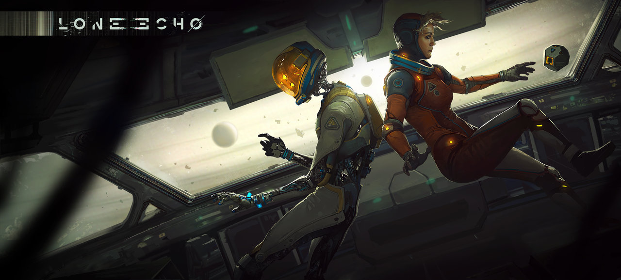 The Origins of Lone Echo