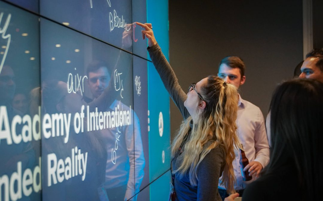 The organisers behind the VR Awards announce international not for profit, The Academy of International Extended Reality (AIXR)
