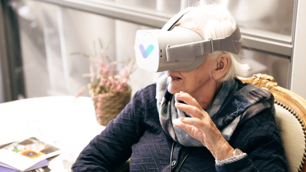 How Virtual Reality Can Transform Dementia Care
