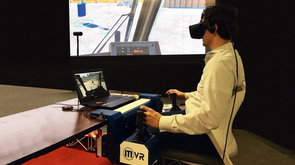 Creating High-Quality Training Experiences with VR