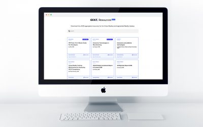 AIXR Launches Free XR Resource Portal