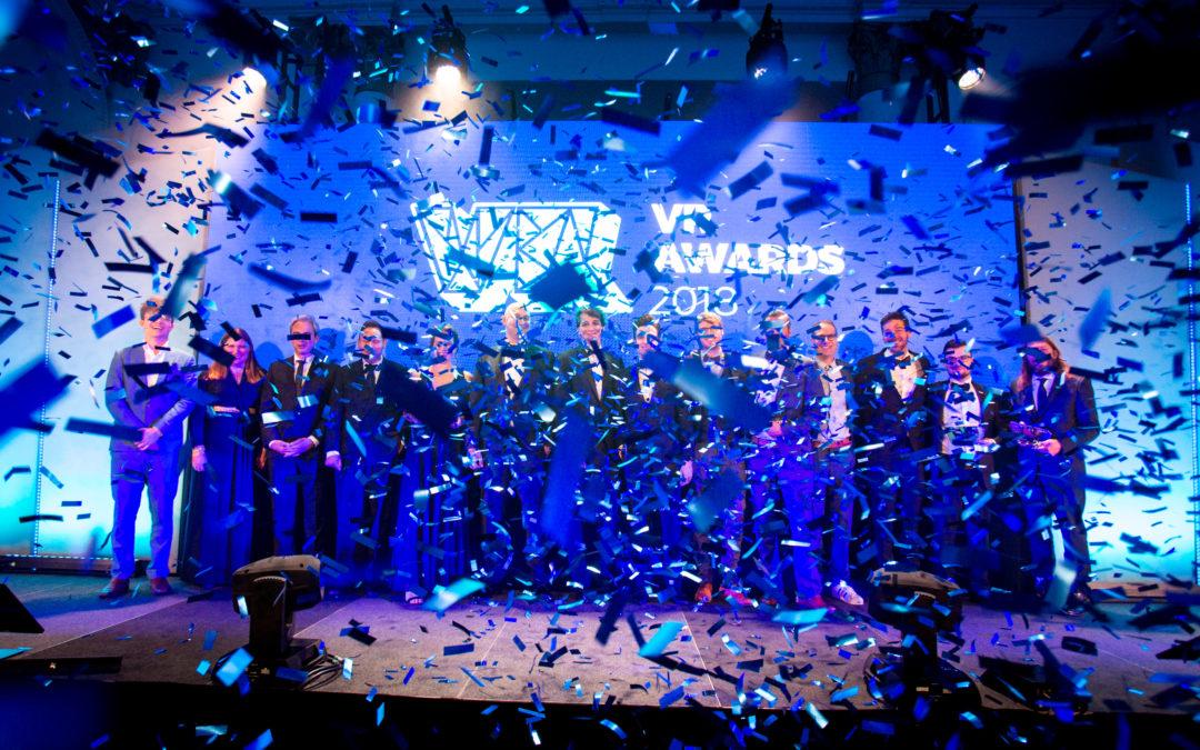 AIXR Announces Accenture VR Lifetime Achievement Award for the Third International VR Awards