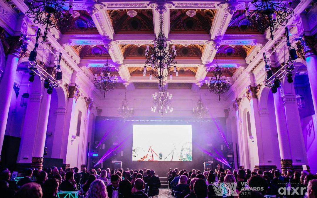 Winners Announced for VR Awards 2019