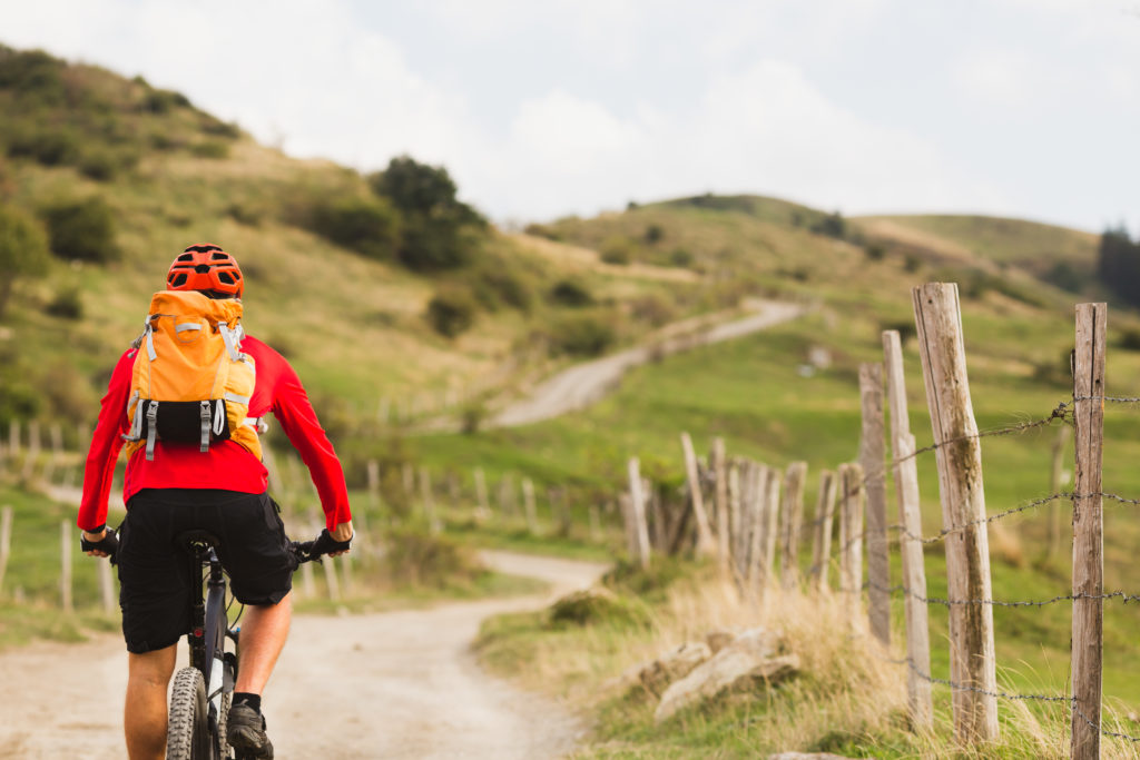 Potential of cyclists using AR glasses for navigation