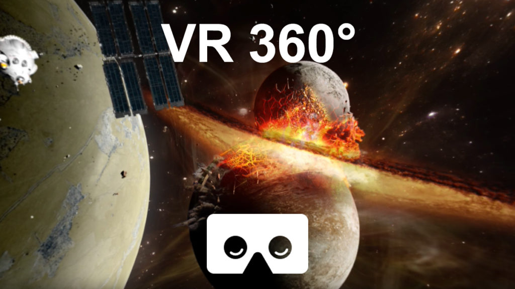 VR view of Exoplanets