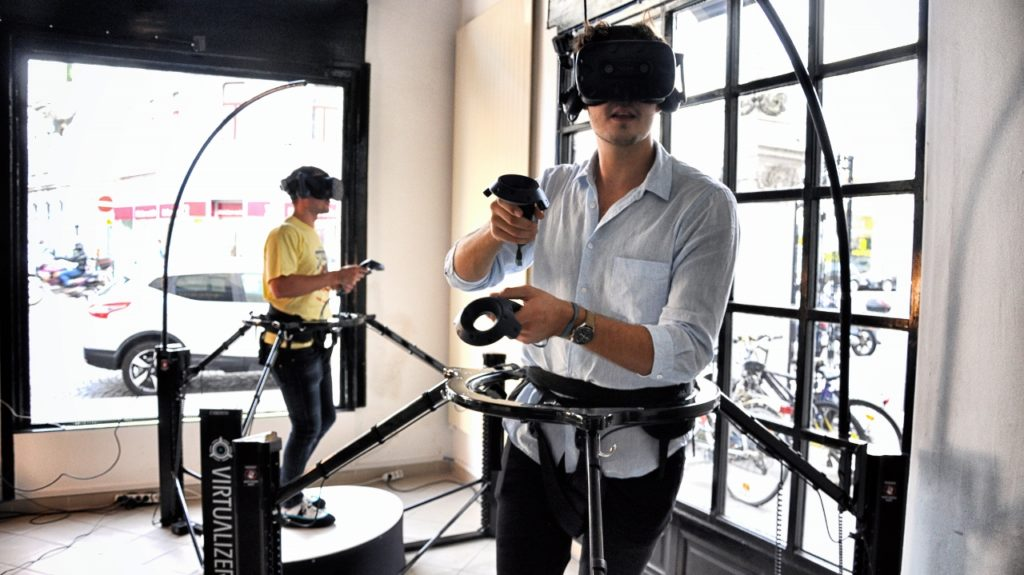 VR Locomotion: an Innovative Solution to an Age Old Problem