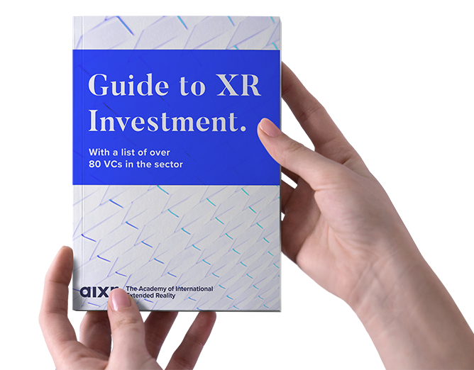 AIXR Expands VR & AR Investment Reach, Including New Downloadable Funding Resources