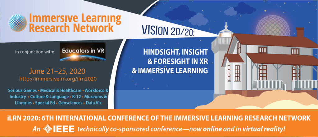 Immersive Learning Research Network (iLRN) 2020