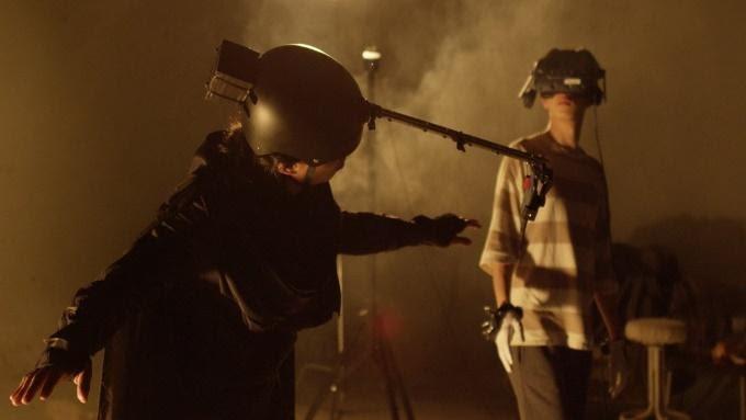 Scarecrow virtual reality experience