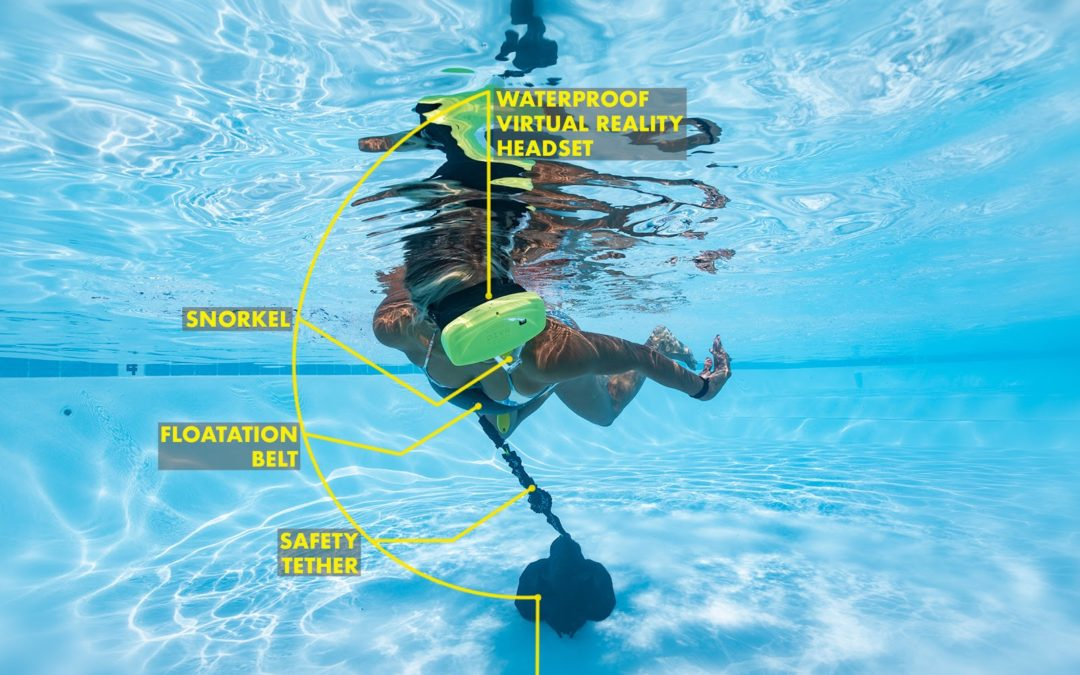 The Magical Combination of Water and Virtual Reality Part 2