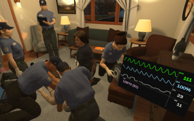 Health Scholars and CareerCert Team Up to Improve Patient Outcomes Through Virtual Reality Training