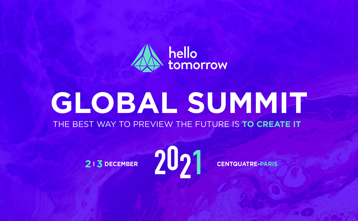 Hello Tomorrow 2021 Event Banner