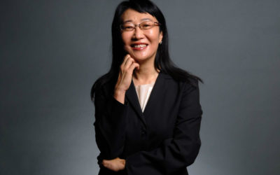 Cher Wang, Founder of HTC, recognised with 'Accenture VR Lifetime Achievement Award'