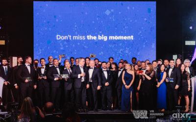 Winners Announced for VR Awards 2020