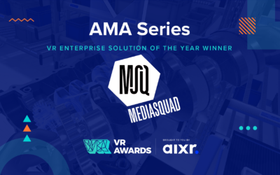 VR Enterprise of the Year 2020 Winner AMA