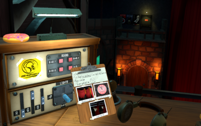 """Schell Games Announces Sequel to Award-Winning, Virtual Reality Puzzle Game """"I Expect You To Die"""""""