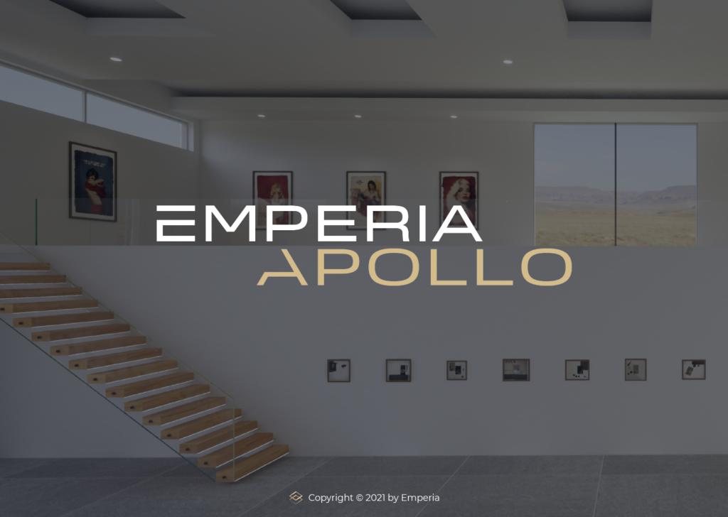 Emperia virtual gallery