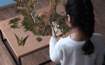 Alchemy Immersive and David Attenborough Bring Extinct Animals Back to Life in Museum Alive AR