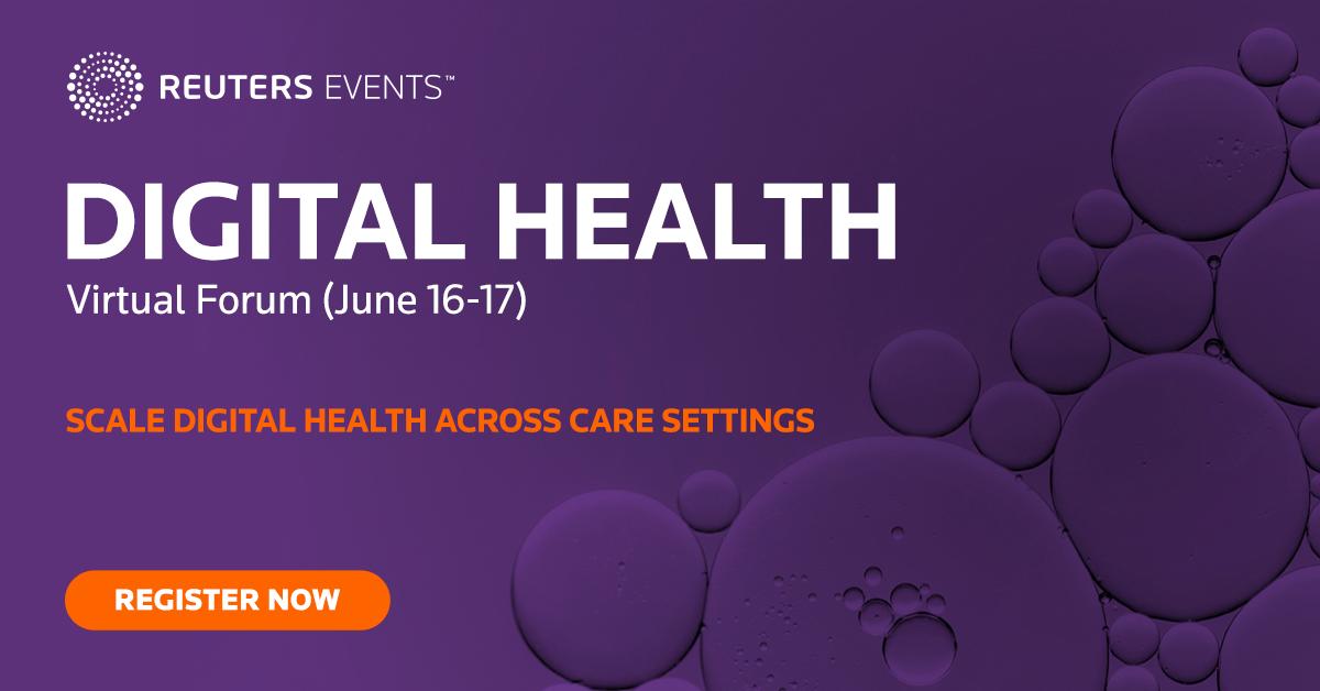 Digital Health Event Banner