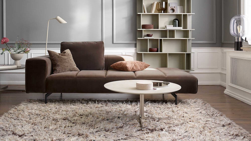 An example of BoConcept's Virtual Showrooms