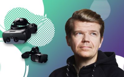 Varjo and The Future of MR, The Hacking Scene and Tinkering with Music – Field of View with Jussi Mäkinen
