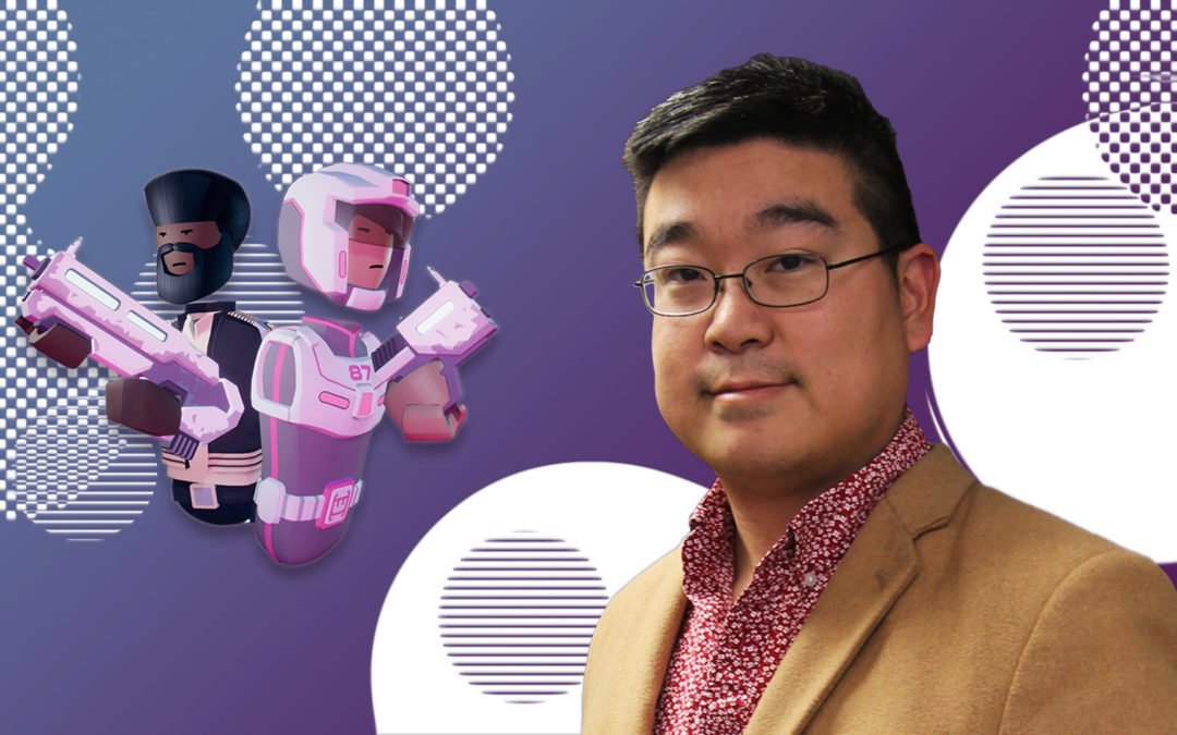 Investing Millions, How to Raise Money and the Power of VR – Field of View with Tipatat Chennavasin