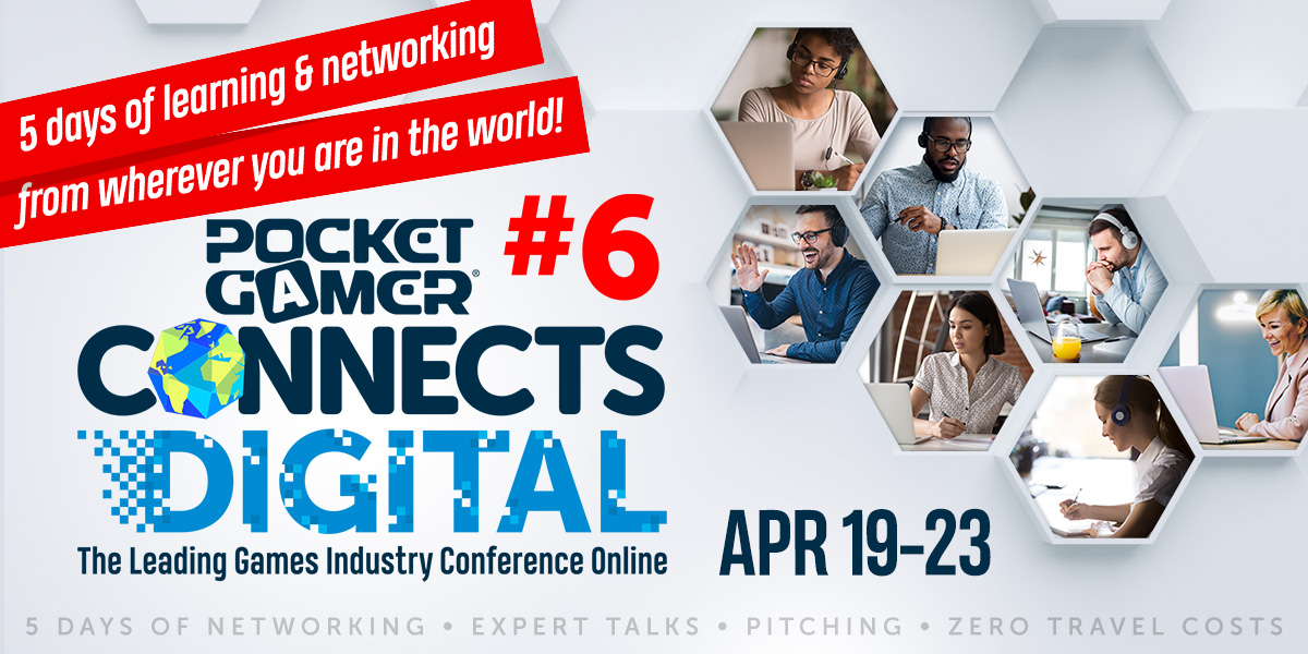 Pocket Gamer Connects Digital #6