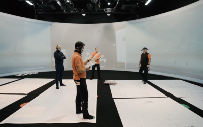 SimplyVideo Delivers World First – A Video Conferencing Enabled Rehearsal of Concept (ROC) Drill for Ørsted