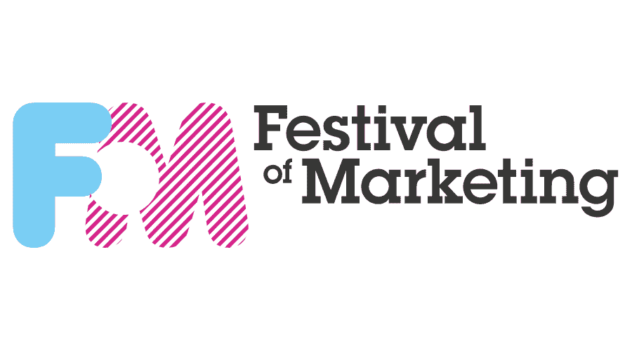 Festival of Marketing banner