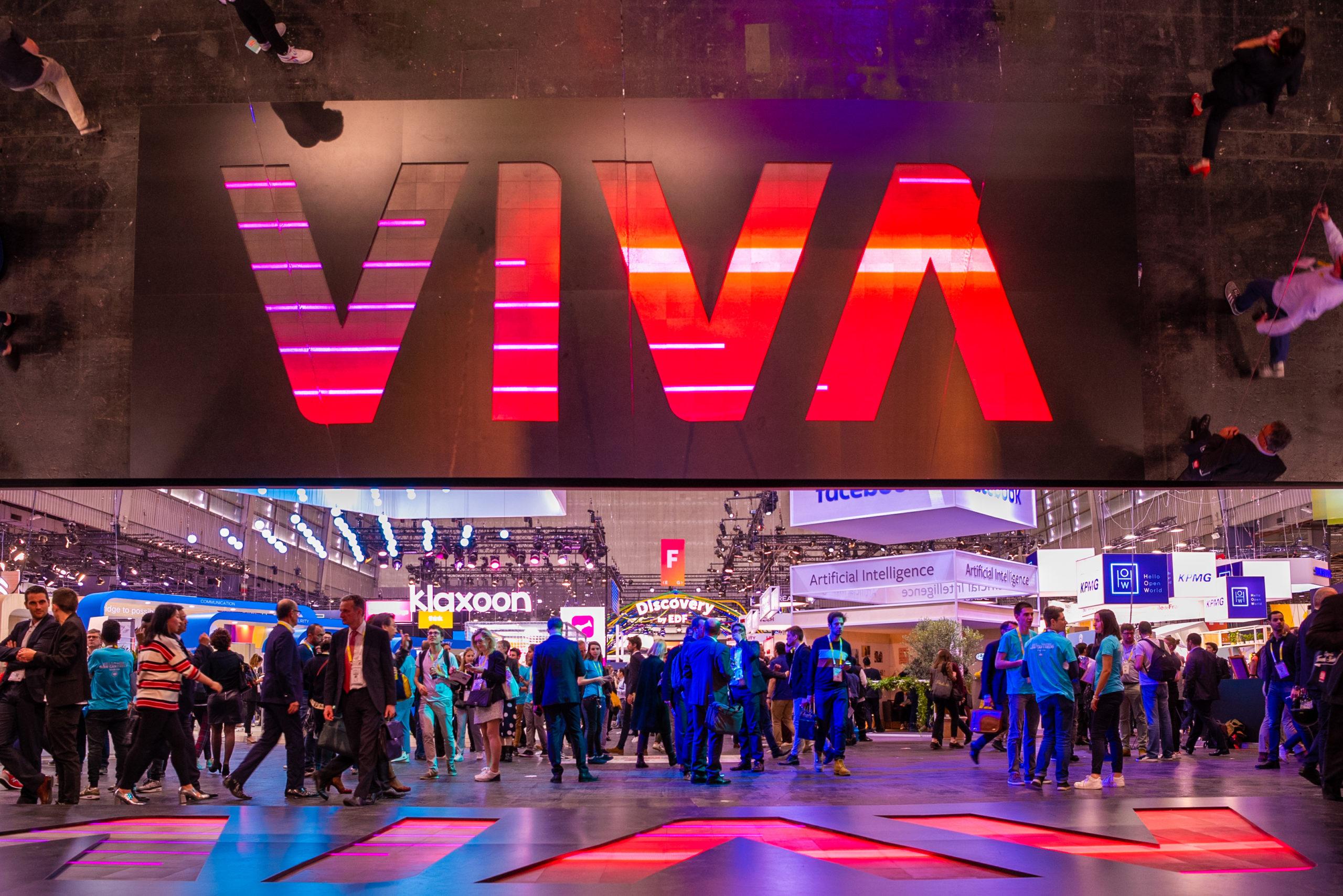 Viva Technology Banner