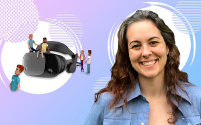 Bringing The World Closer Together with AltspaceVR – Field of View with Katie Kelly