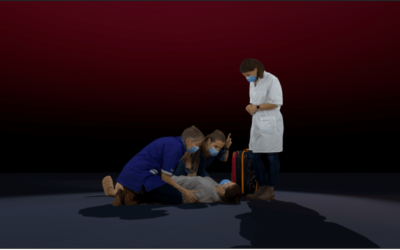 THRIVE – VR Medical Training With Volumetric Professionals
