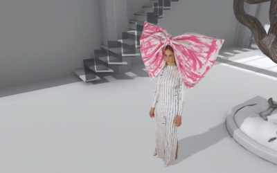 The Human Psyche: An Augmented Reality Fashion Show