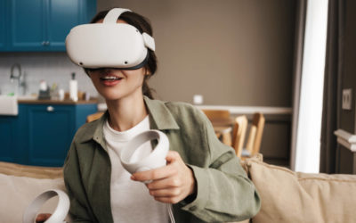 The Growth of the Virtual Reality Accessories Market – Part Two: The State of VR Locomotion