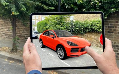 Leveraging XR in the Automotive Retail Industry