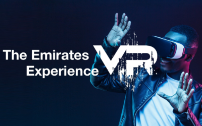 Renacen launches the first airline Virtual Reality app in Oculus Store for Emirates – Finalist of the VR Awards 2021