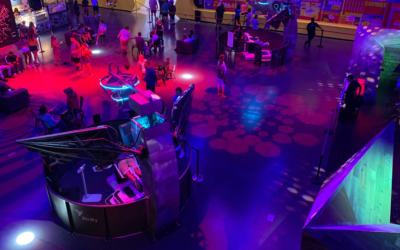 Immersive Experiences and the Future of Location-Based Entertainment